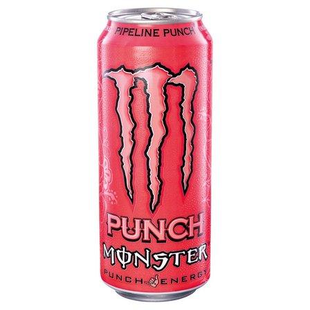 Monster Energy Pipeline Punch Gazowany napój energetyczny 500ml (1)