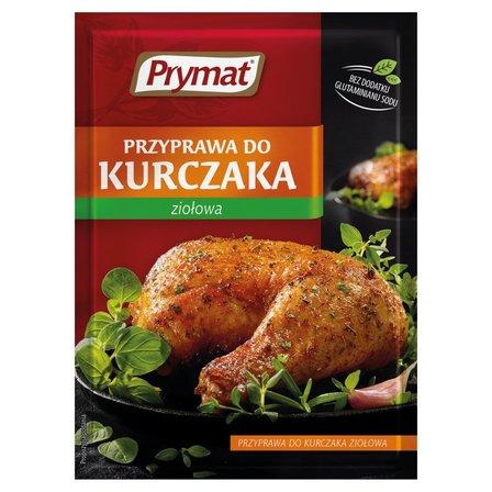 Prymat Przyprawa do kurczaka ziołowa 30g (1)