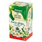 Herbapol Zielnik Polski Kwiat głogu Herbatka ziołowa 40g (20 tb) (1)
