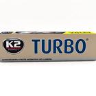 K2 Turbo Lekkościerna pasta woskowa do lakieru 120g (1)