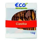 E.C.O.+ Ciasteczka opakowanie uniwersalne Ciasteczka języczki teściowej 1kg (2)