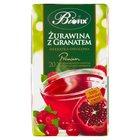 Biofix Premium żurawina z granatem Herbatka owocowa 40g (20 tb) (2)