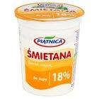 Piątnica Śmietana do zupy 18% 400g (1)