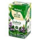Herbapol Zielnik Polski Herbatka ziołowa szałwia 24g (20 tb) (1)
